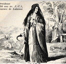 Interview de Mona Braz. Le druidisme : vers une spiritualité  écologique sans dogmes.