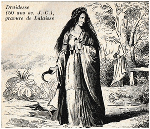 Entrevista a Mona Braz. El druidismo: hacia una espiritualidad ecológica sin dogmas